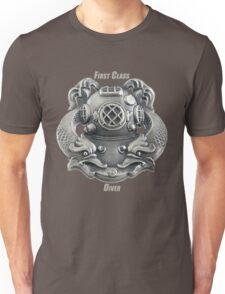 First Class Diver Unisex T-Shirt