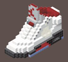 Air jordan V cube pixel Kids Clothes