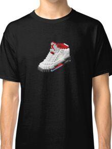 Air jordan V cube pixel Classic T-Shirt