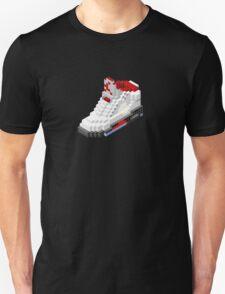 Air jordan V cube pixel Unisex T-Shirt