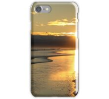 South Pacific Beach Sunset iPhone Case/Skin