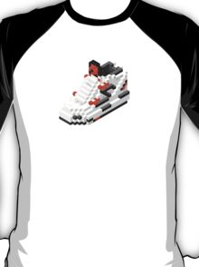 The Pump Pixel 3D Sneaker T-Shirt