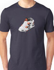 The Pump Pixel 3D Sneaker Unisex T-Shirt