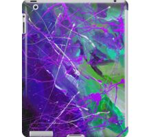 4th Symphony of the voyage of the Stars 1.0 iPad Case/Skin