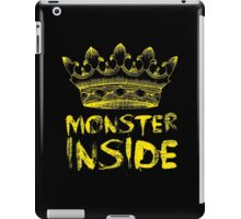 Monster Inside iPad Case/Skin