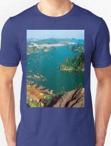 an inspiring Vietnam landscape T-Shirt