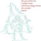 Christmas Card by KazM