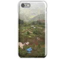 an exciting Vietnam landscape iPhone Case/Skin