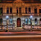 Beechworth Town Hall HDR by John Vandeven