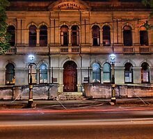 Beechworth Town Hall HDR by John Vandeven