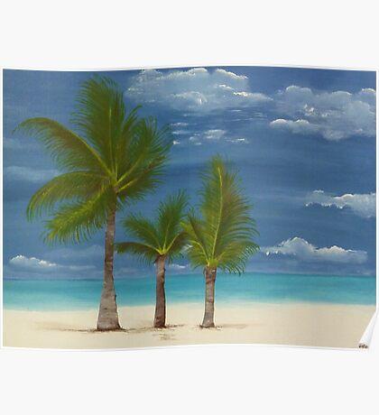 Jamaican Breeze Poster