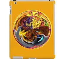 Spooky and His Magic Castle design iPad Case/Skin