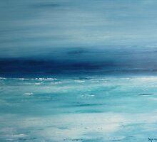 Blue Waters by Shelagh Linton