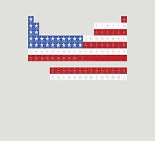 Patriotic Periodic Unisex T-Shirt