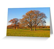 The Trees Greeting Card