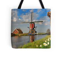 Dutch Mill in Oud Ade Tote Bag