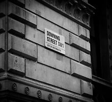 Downing Street by Holzfrog