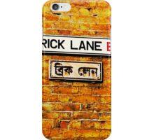 Brick Lane iPhone Case/Skin