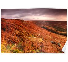 Higger Tor to Burbage Poster
