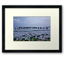 Early Morning - Sandsend Framed Print