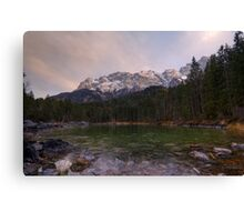 Last Light of the day Canvas Print