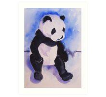 Cuddly Panda Art Print