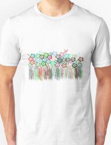 Wildflower Garden T-Shirt T-Shirt