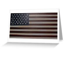 Images Americana Greeting Card