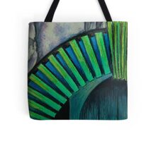 Drain Vent - Oil Pastel Tote Bag