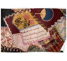 Crazy Quilt #1 Poster