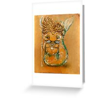 Mer-fairy-man Greeting Card