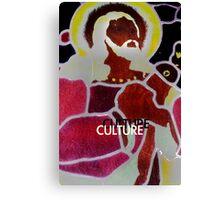 Culture Canvas Print