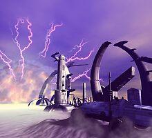 Strangeness On The horizon by mdkgraphics