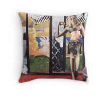 Hight of Discovery Throw Pillow