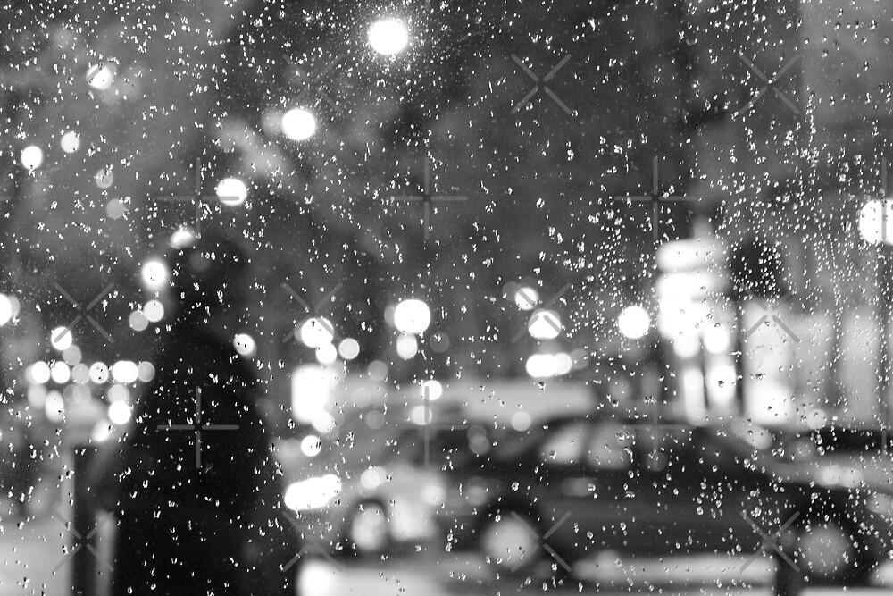 Grey days rolling - Magic evening in Paris  by Danica Radman
