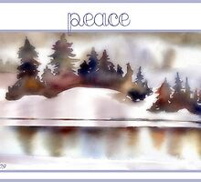 peace by aquaarte