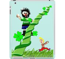 Jack and the Beanstalk design iPad Case/Skin