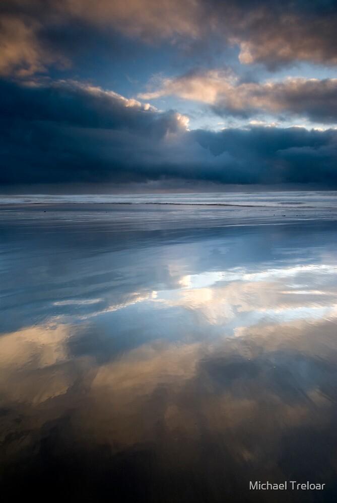 Reflective Sands by Michael Treloar