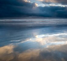 Reflective Sands by Michael Treloar