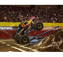 Monster Tires Photographic Print
