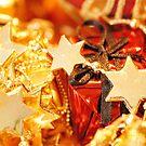 Christmas stars by Mirka Rueda Rodriguez