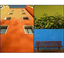 Urban Fragments II Photographic Print