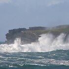 Georges Head Kilkee by Katrina Morrison