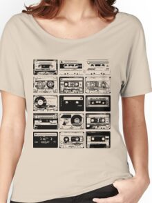 Retro Music 15 Women's Relaxed Fit T-Shirt