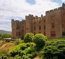 The Lake District: Muncaster Castle by Rob Parsons