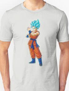 Super Saiyan God Goku [Resurrection F] T-Shirt