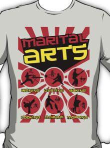Marital Arts T-Shirt