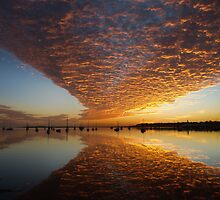 A 'Wow' of a Sunrise by Heather Prince