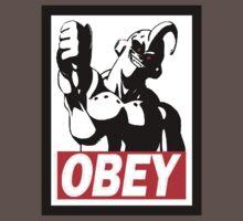 Buu Obey by Dandyguy