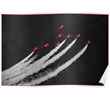 The Red Arrows - 2  Poster